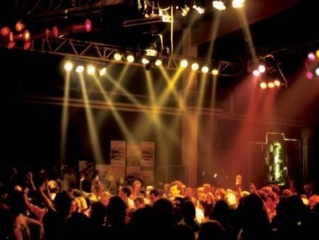 Tipos de Iluminação para festa iluminação-boate