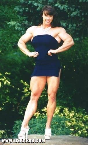 Mulheres mais fortes