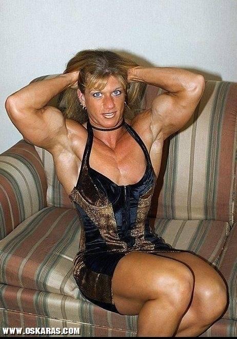 Mulheres musculosas