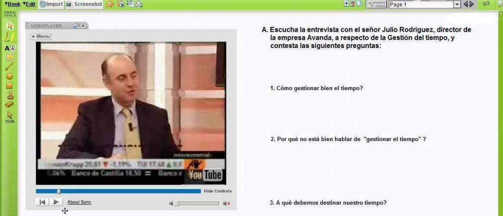 Espanhol via skype