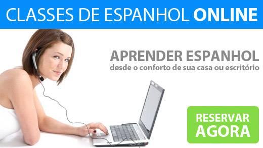 aula espanhol skype online grátis