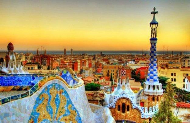 Barcelona_espanha_gaudi