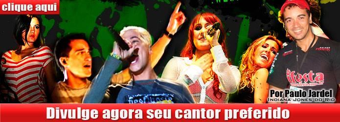 Site para cadastro de cantores (Todo Brasil )