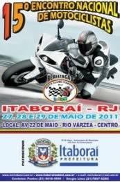 Show encontro de Motociclistas em Itaboraí - RJ