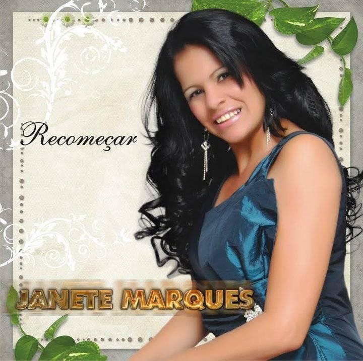álbum recomeçar JANETE MARQUES