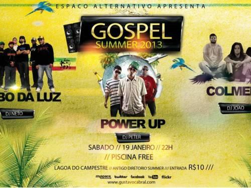 gospel summer 2013