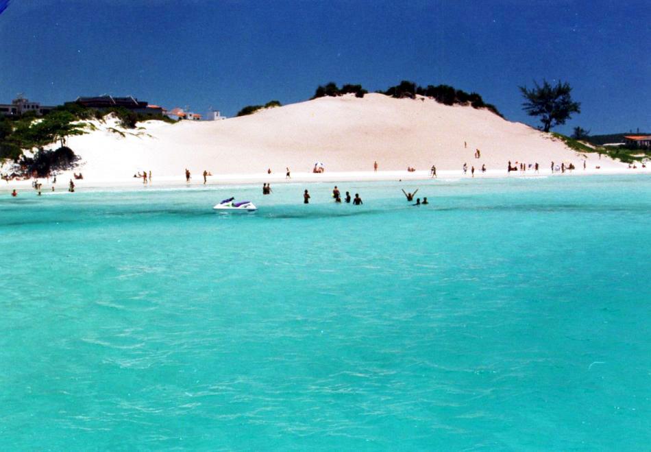 A cidade Cabo Frio