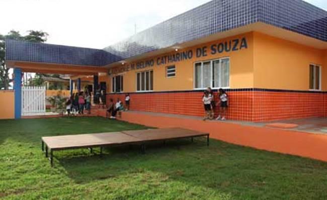 Escolas e Creches Saquarema