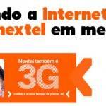 Como configurar internet 3g nextel apn proxy ilimitado
