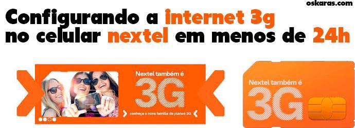 internet-3g-nextel