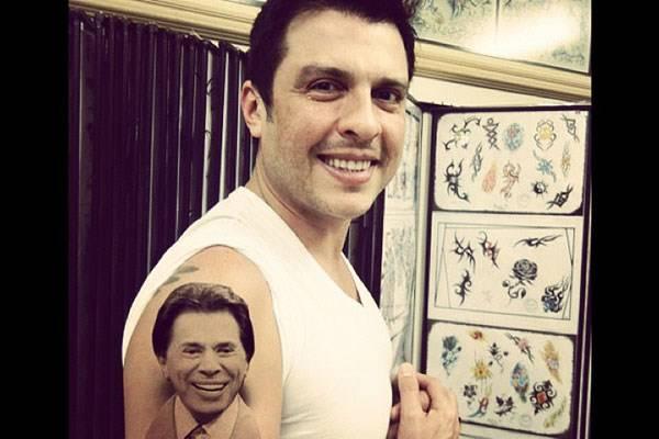 Pessoas que tatuam famosos