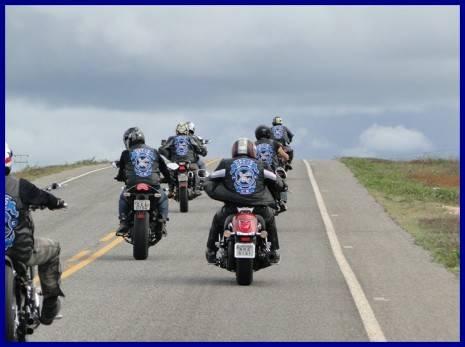Como entrar para um moto clube