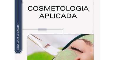 Capa do livro Cosmetologia Aplicada