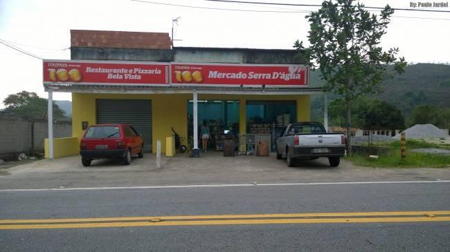 Mercado serra dagua