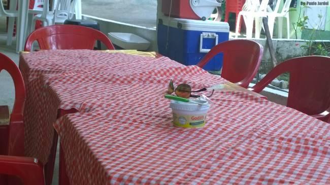 mesa cafe da manha