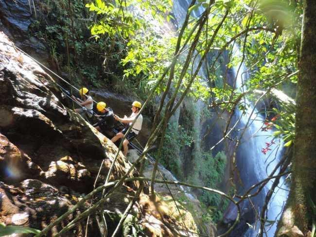 Cachoeira Secreta