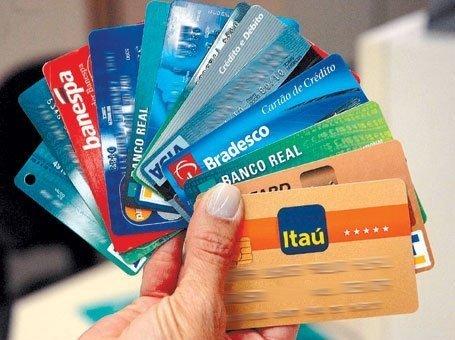Números de cartão de crédito