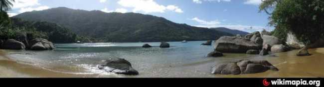 Praia de Itaóca, Sítio Bom e da Cruz: