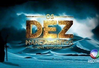 Assistir os Dez Mandamentos - capítulo 6 – 11-04-16