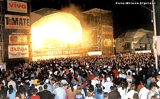 Festas gratuitas nas Cidades RJ