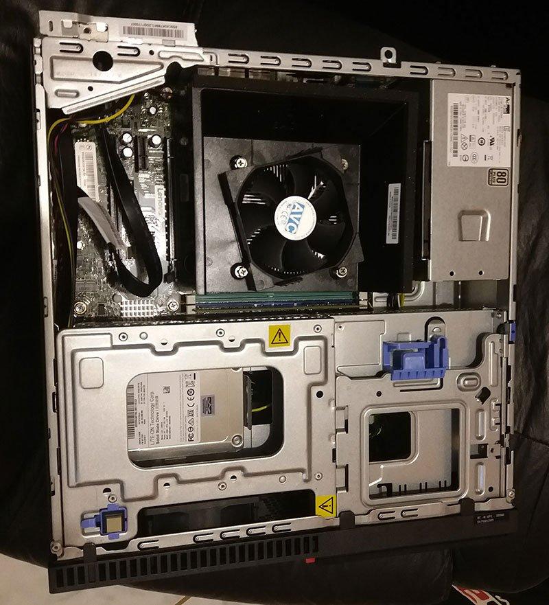 Computador Lenovo ThinkCentre m900 Tiny Limited