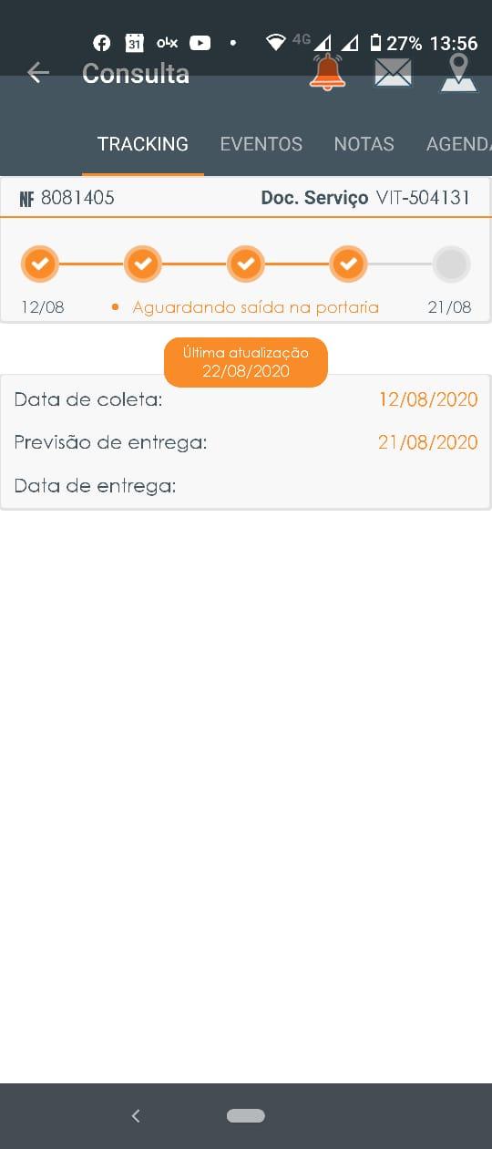 Telefone - TNT Express